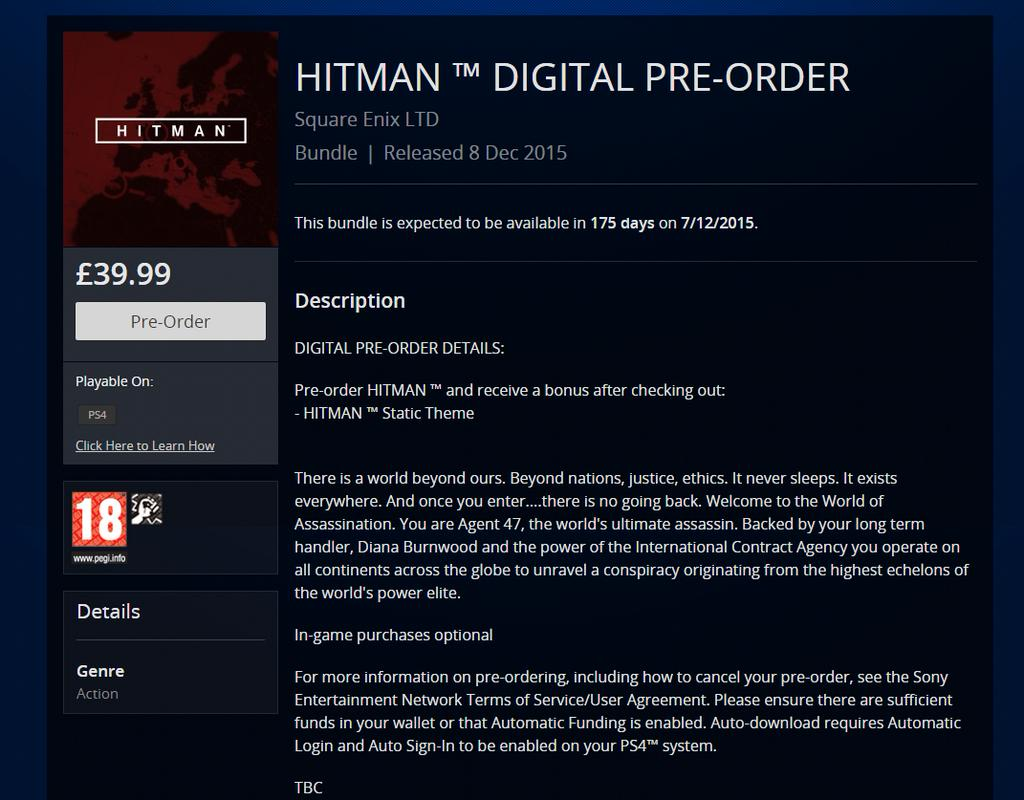 hitman-ps4-preorder