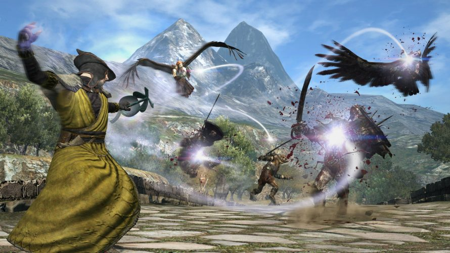 Dragon's Dogma Online : des screenshots de la version PS4