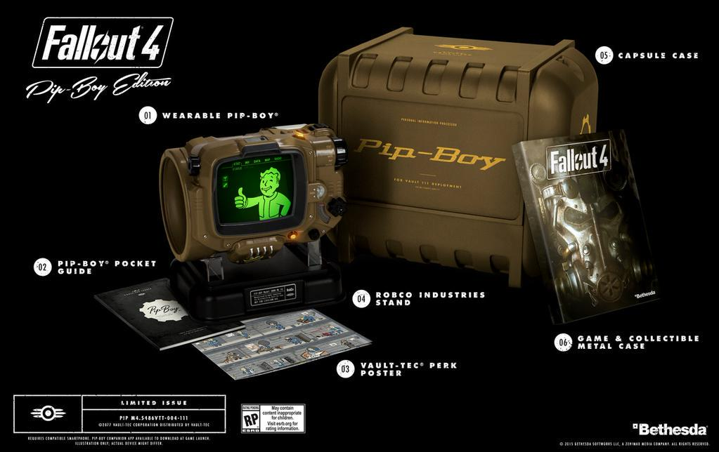 Edition Collector Fallout 4
