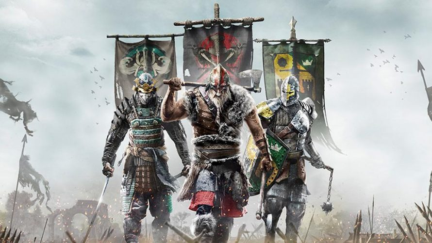 For Honor : Les coulisses du trailer d'annonce
