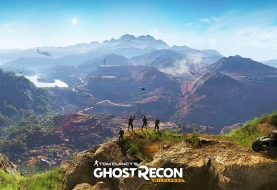 TEST Ghost Recon Wildlands - Plata o plomo