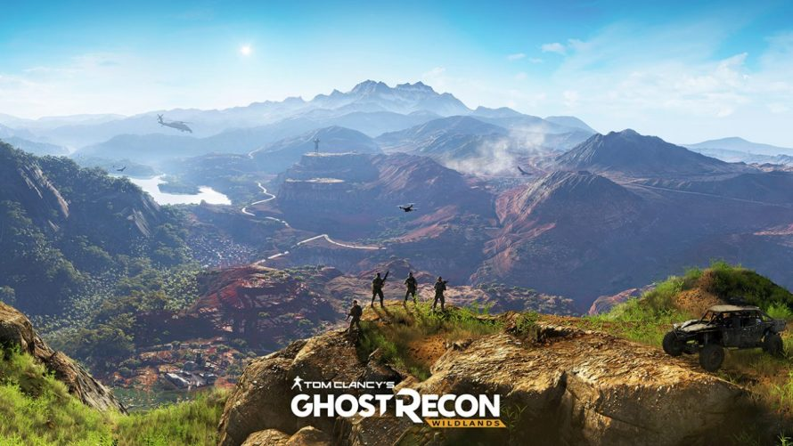 Une nouvelle région disponible dans l'open beta de Ghost Recon Wildlands