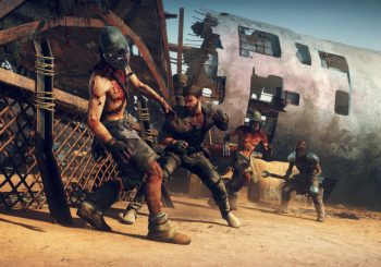 [E3 2015] De sublimes screenshots pour Mad Max