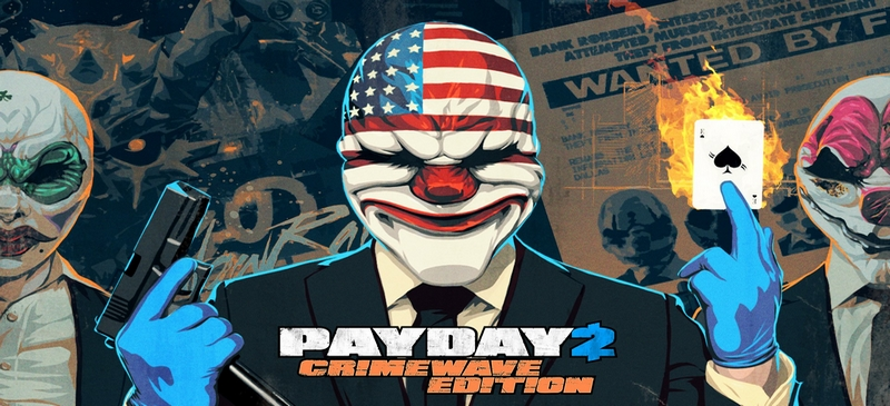 Test Payday 2 Crimewave Edition sur PS4