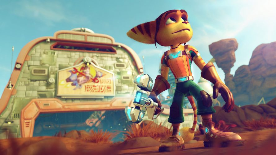 Ratchet & Clank : 19 minutes de gameplay sur PS4