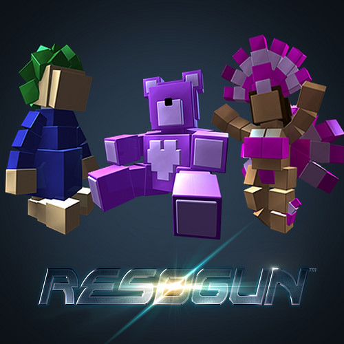 Resogun Pack Humain