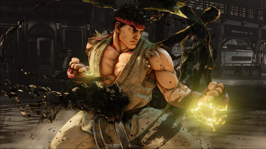 Street Fighter 5 : du cross play entre PC et PS4 ?