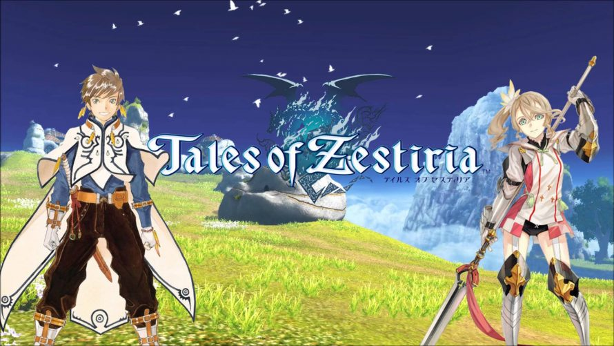 Tales of Zestiria : le trailer de lancement
