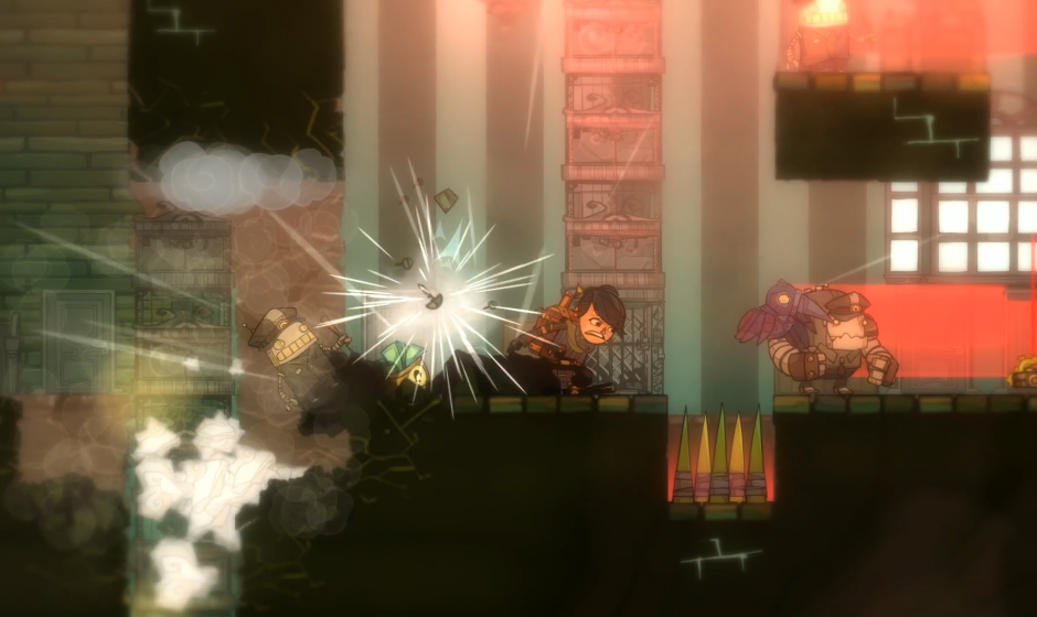 The Swindle sortira le 28 juillet sur PS4, PS3 et PS Vita