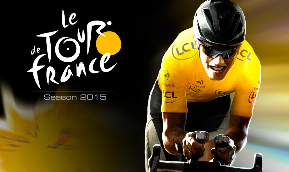 Test Tour de France 2015 (TDF 2015) sur PS4