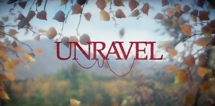 [GC 2015] Unravel montre du gameplay en vidéo
