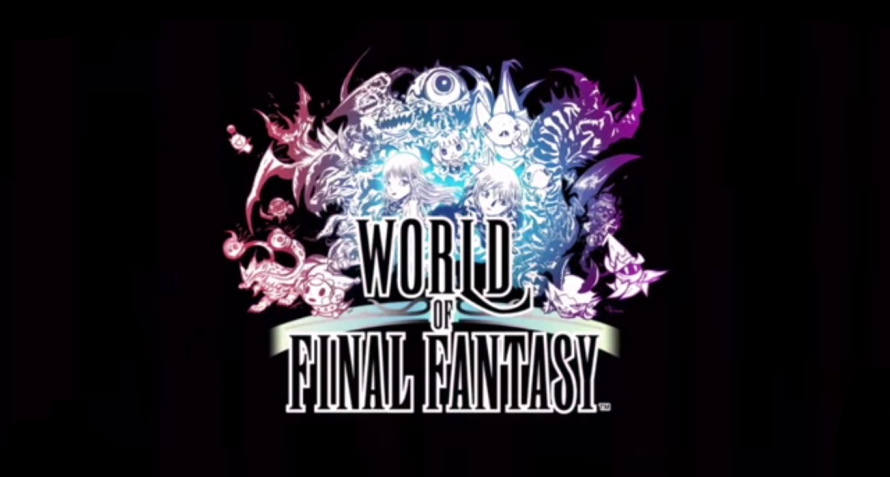 World Of Final Fantasy : Le patch 1.02 enfin disponible