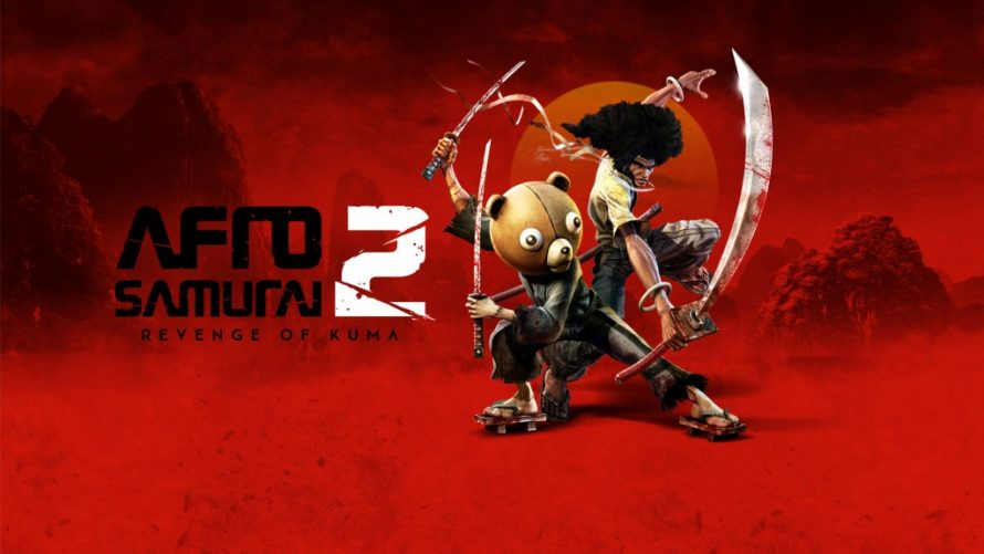 Test Afro Samurai 2 : La Revanche de Kuma Volume 1 sur PS4