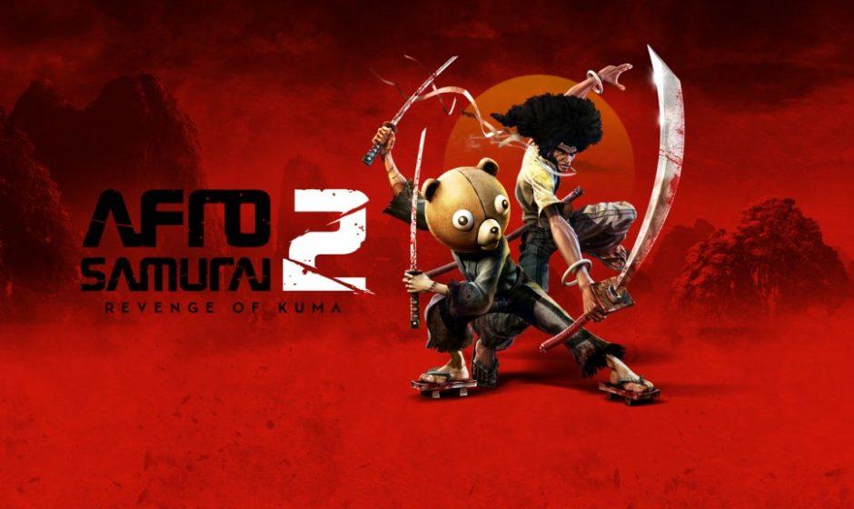 TEST | Afro Samurai 2 : La Revanche de Kuma Volume 1 sur PS4