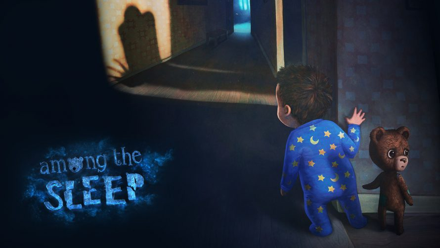 Test Among the Sleep sur PS4