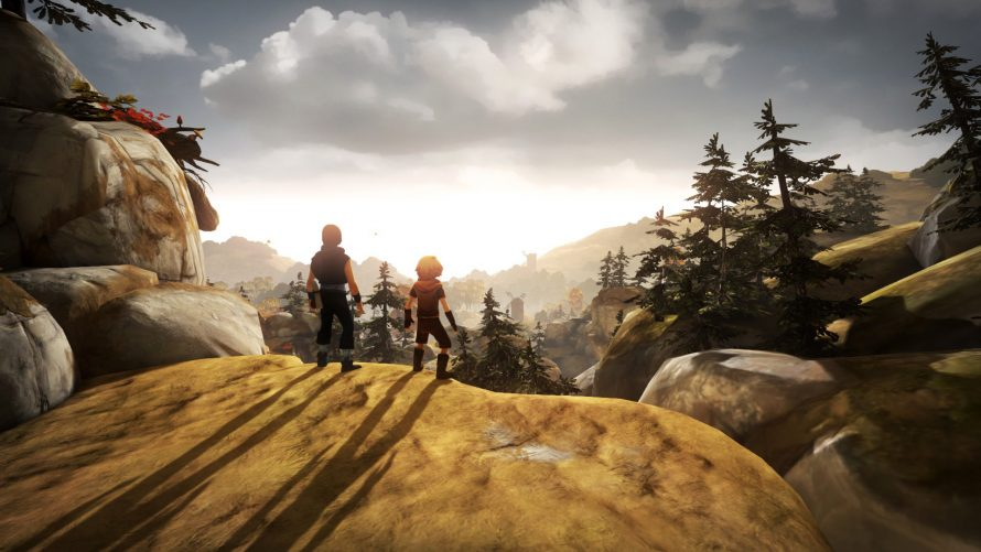 Brothers: A Tale of Two Sons bientôt sur PS4 ?
