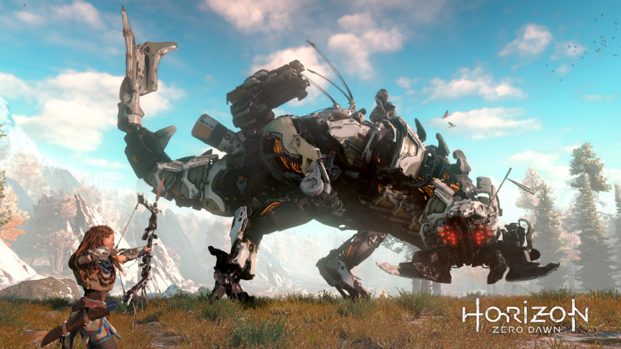 PGW 2015 | Horizon Zero Dawn s'offre un trailer de gameplay