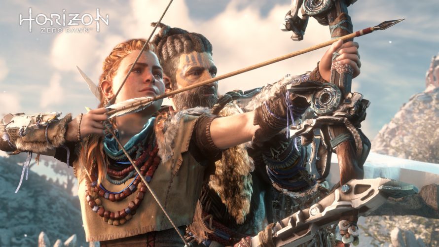 Horizon Zero Dawn est gold