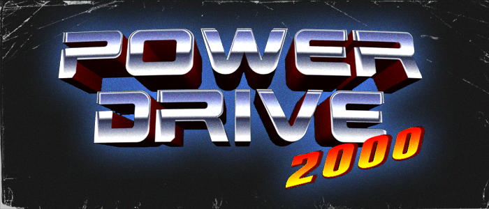 Power Drive 2000 sortira bien en 2016