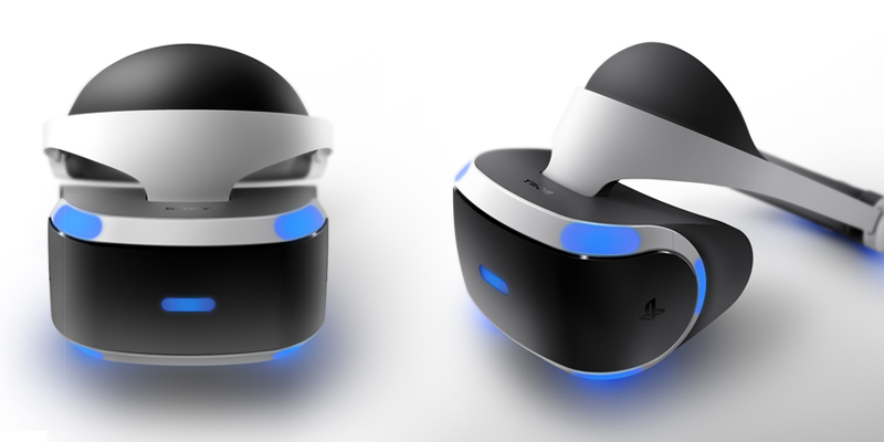 Casque Project Morpheus