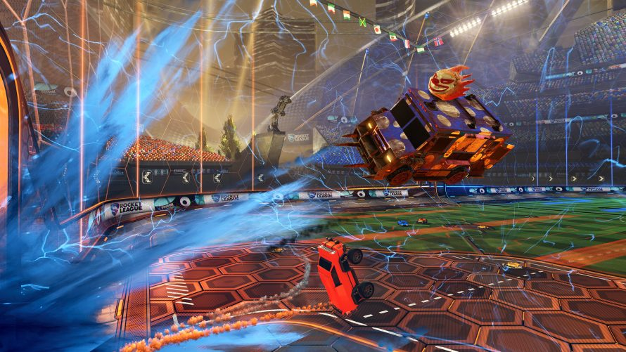 Rocket League atteint un nouveau record