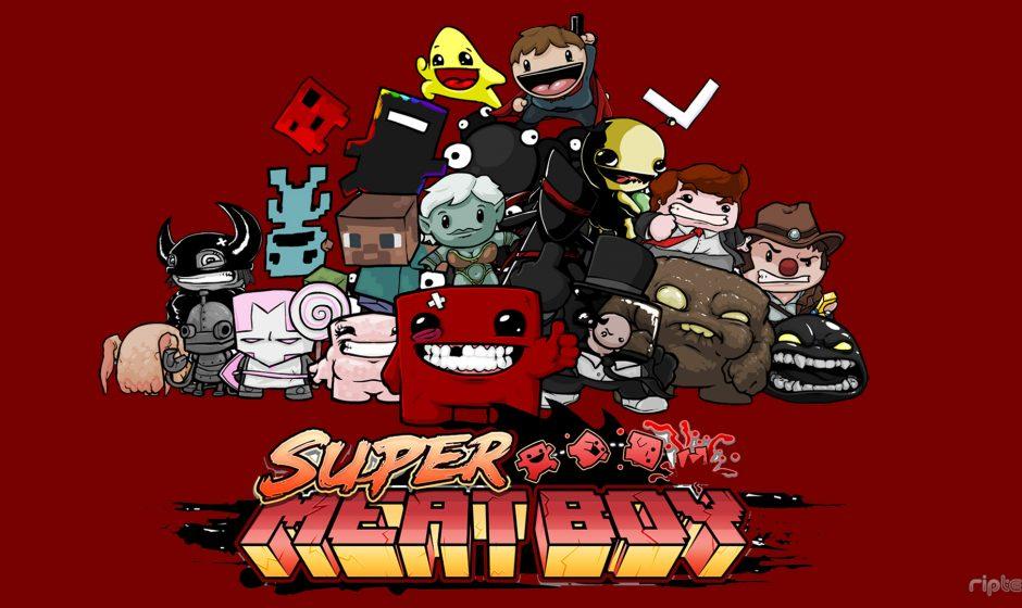 Une date de sortie sur Switch pour Super Meat Boy