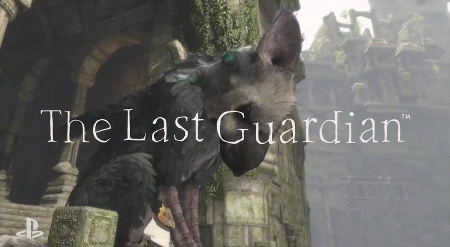 The Last Guardian finalement repoussé