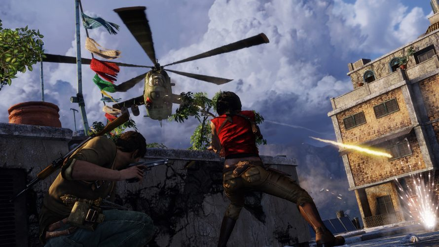 Uncharted The Nathan Drake Collection : vidéo de gameplay et démo cet été