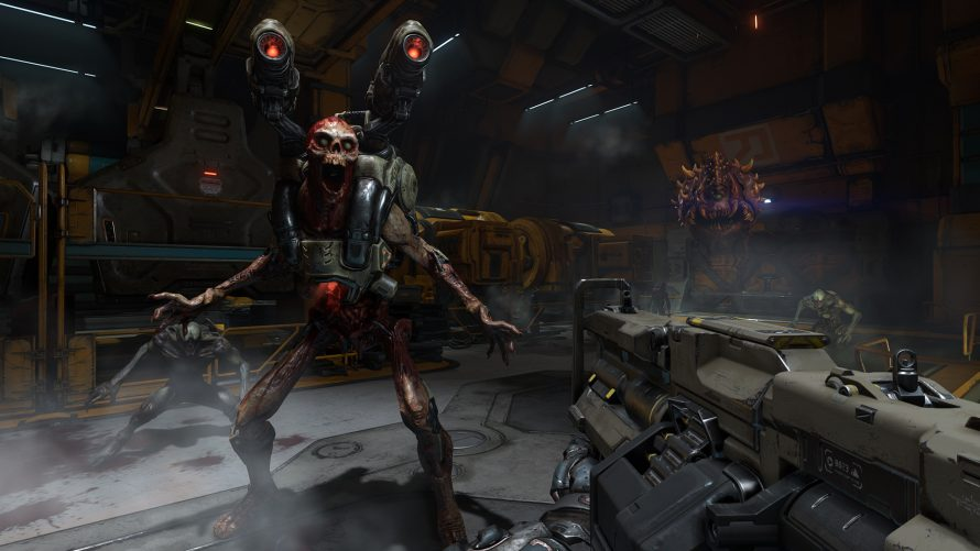 Doom : les armes de la version alpha en images