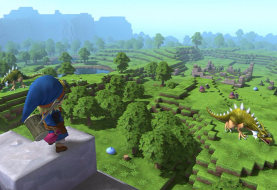 Dragon Quest Builders : la cinématique d'intro (PS4, PS3, PS Vita)