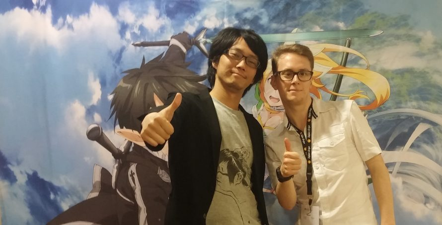 Interview avec Yosuke FUTAMI, producteur de Sword Art Online: Re:Hollow Fragment et Sword Art Online: Lost Song