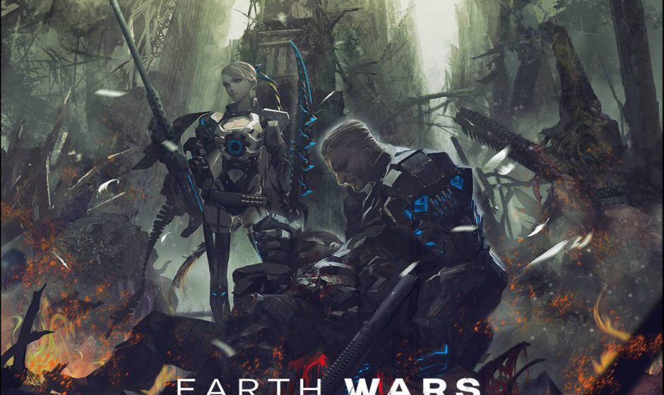 Trailer de gameplay pour EARTH WARS