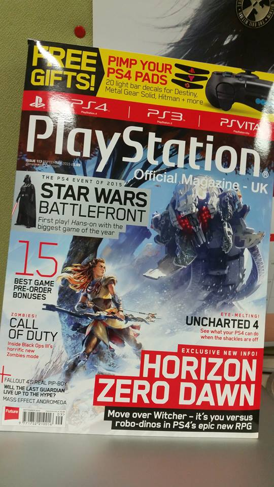 PlayStation Mag UK