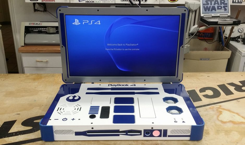 Playbook Star Wars : La nouvelle PS4 Portable