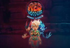 Test Red Goddess: Inner World sur PS4