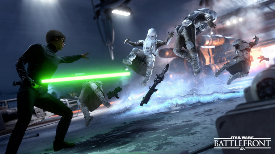 Week-end double XP sur Star Wars Battlefront