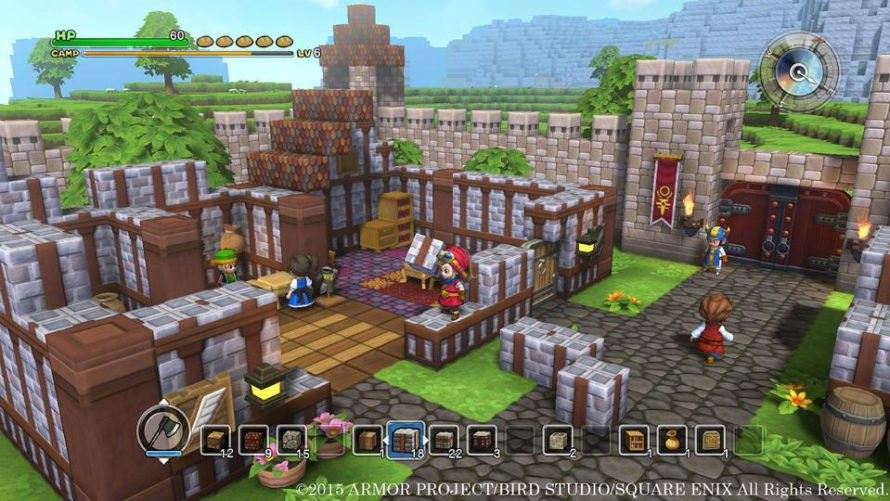 [TGS 2015] Dragon Quest Builders : Nouvelle vidéo de gameplay