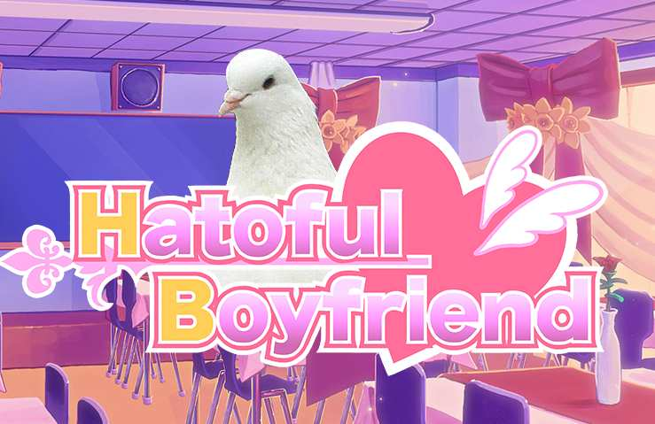 Test Hatoful Boyfriend sur PS4