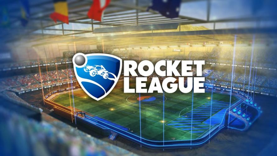 Test Rocket League sur PS4