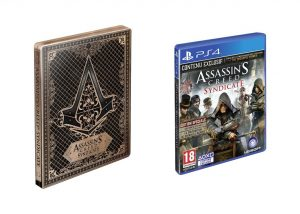 steelbook AC Syndicate PS4 France