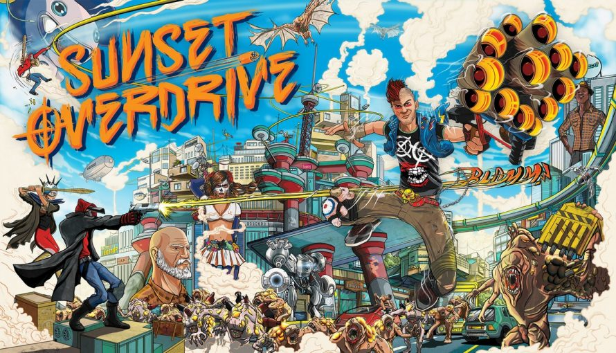 Sunset Overdrive : pas de version PS4 prévue