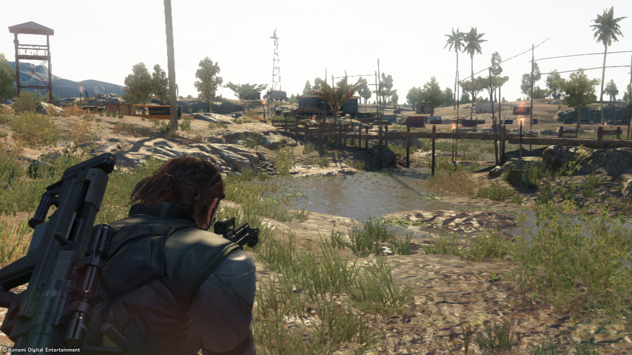 MGS 5: The Phantom Pain - le comparatif PS4, PS3, Xbox One ...