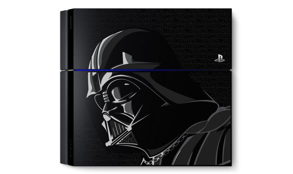 Une PS4 édition limitée aux couleurs de Star Wars Battlefront