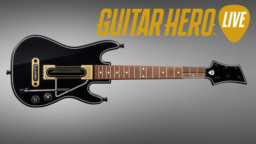 Guitar Hero Live : Les premiers tests