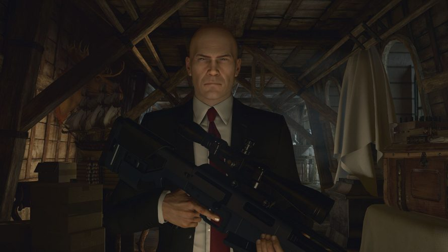 Hitman : 15 minutes de gameplay (PS4, Xbox One, PC)