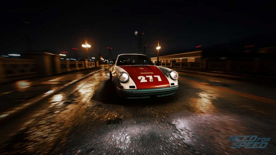 Need For Speed : De nouvelles images somptueuses