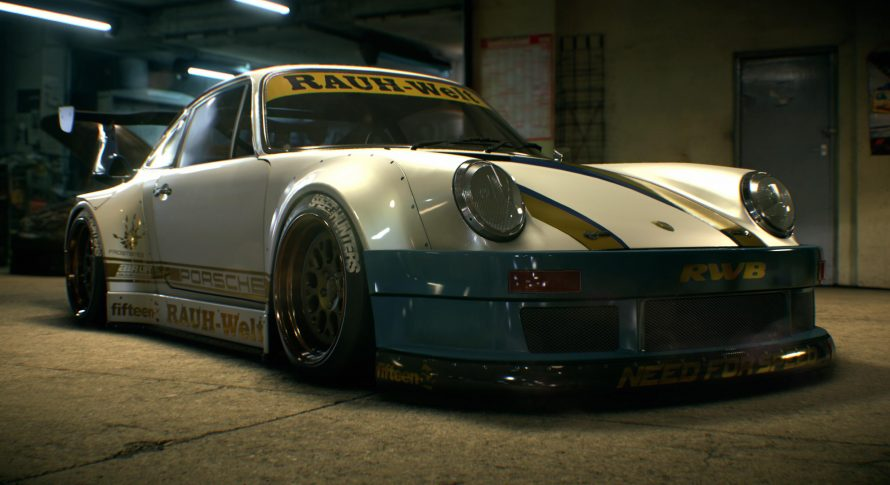 Need for Speed : Ouverture des inscriptions pour la beta fermée