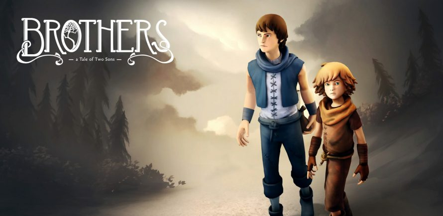Test Brothers: A Tale of Two Sons sur PS4