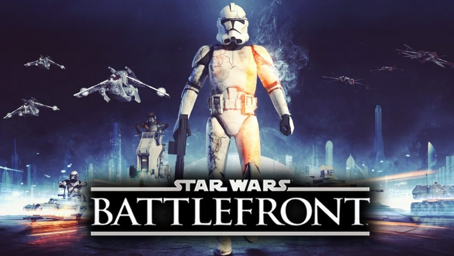 Test Star Wars Battlefront sur PS4