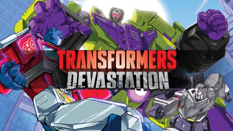 Transformers Devastation : Trailer de gameplay
